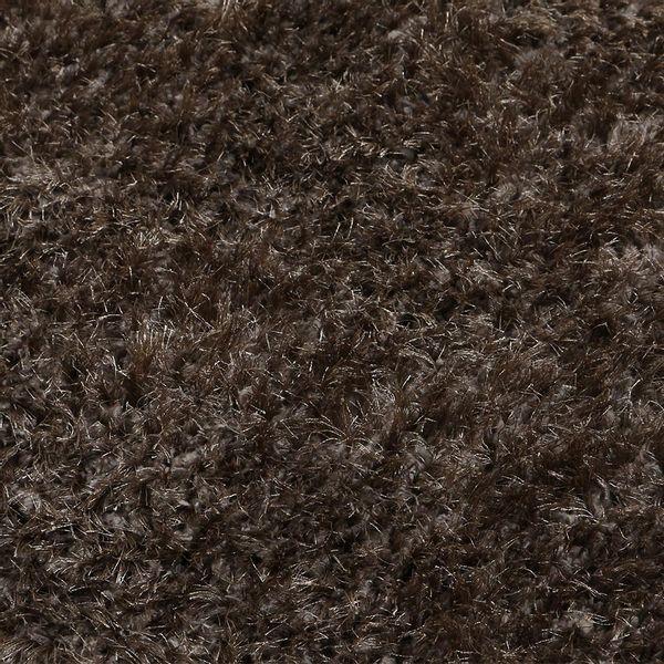 Tapete-Rectangular-Shag-Furry-150-220-4Cm-Poliester-Taupe---