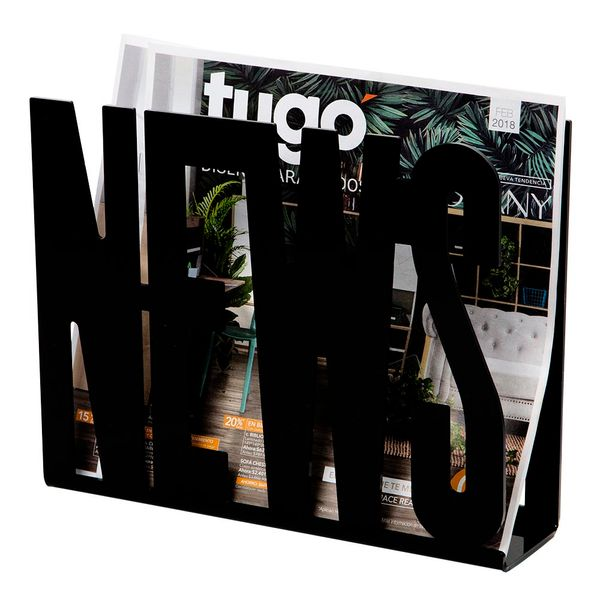 Revistero-Black-News-31-8-25Cm-Acrilico-Negro---------------
