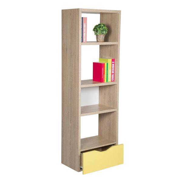 Biblioteca-Aurora-53.1-162-32-Cm-Lam-Natural-Rovere-Mango---