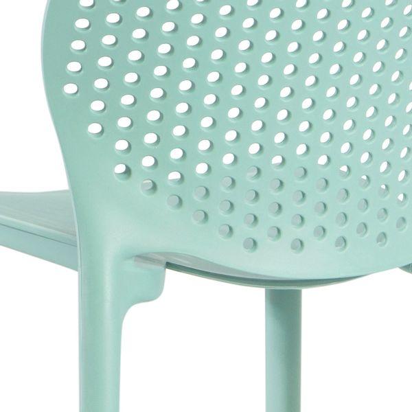 Butaco-Alto-Dots-H65-Plastico-Azul-Claro--------------------