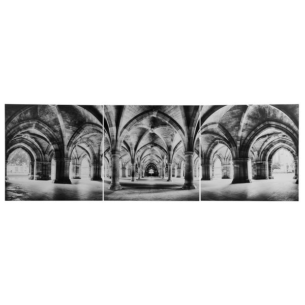 Set-3-Cuadros-University-Of-Glasgow-50-50Cm-Pp--------------