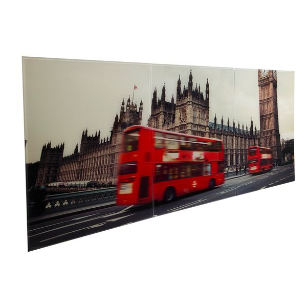 Set-3-Cuadros-London-Rush-50-50Cm-Acrilico------------------