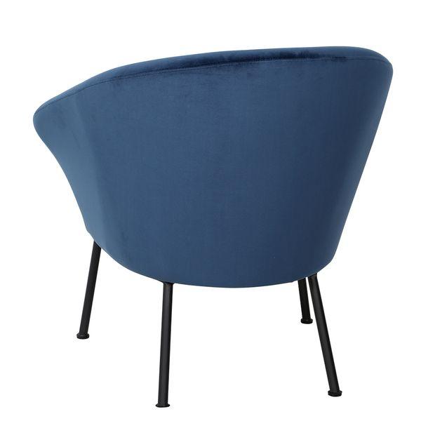 Poltrona-Buggy-Terciopelo-Azul-Osc-Base-Negra--------