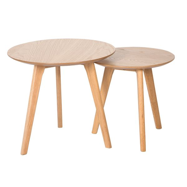 Mesa-Auxiliar-Bo-Duo-50-50-40-40Cm-Madera-Roble-------------
