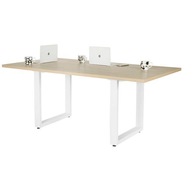 Mesa-De-Juntas-Smartwork-180-90Cm-Lam-Natural-Metal-Blanco--