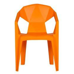 Silla-Auxiliar-Delta-Plastico-Naranja-----------------------