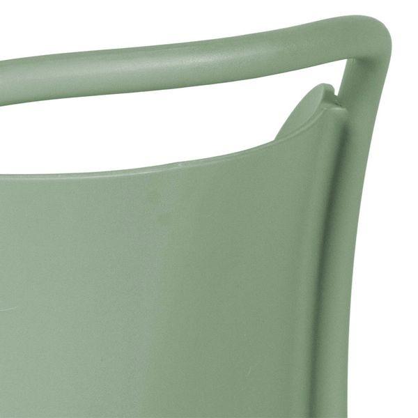 Silla-Auxiliar-Colegi-Plastico-Verde-Oliva------------------