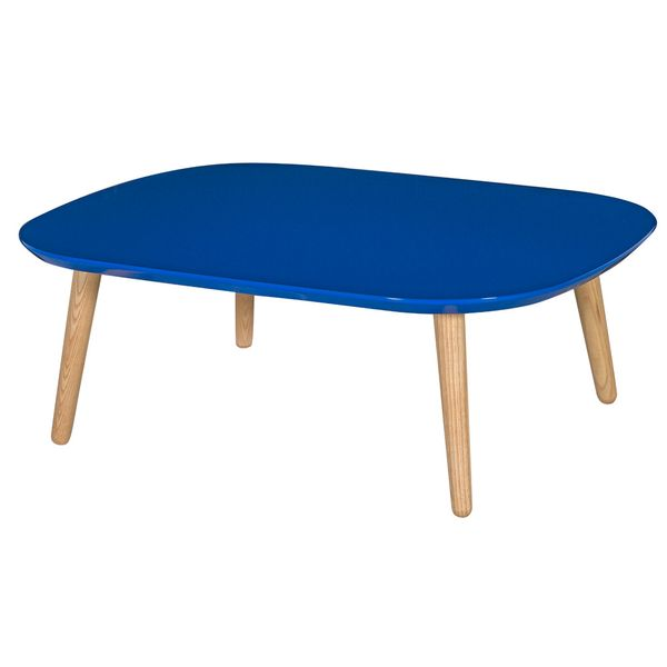 Mesa-De-Centro-Quattro-90-68-30Cm-Highgloss-Azul-Mad-Nogal--