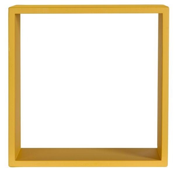 Repisa-Cubo-30-20-30Cm-Madera-Amarillo-Ii-------------------