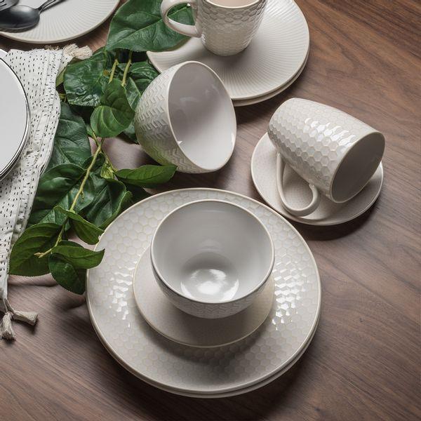 Bowl-Colmena-125-125-7Cm-Ceramica-Blanco------------------