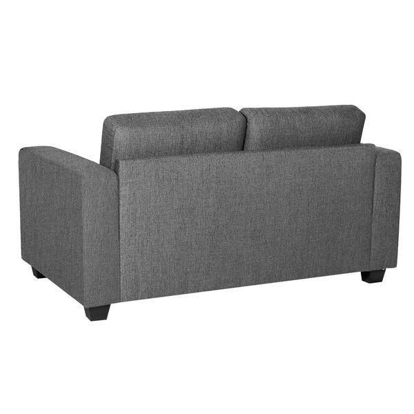 Sofa-Wyoming-2-Puestos-Tela-Chile-Gris-Oscura