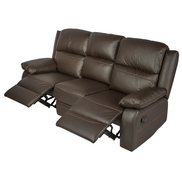 Sofa-3-Ptos-Reclinable-Toronto-Cuero-Pvc-Cafe-Costura-Nara--