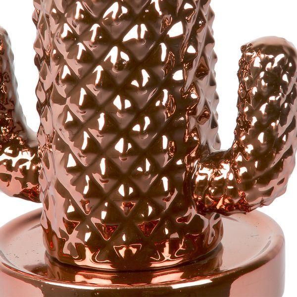 Figura-C18-Cactus-14-14-20Cm-Ceramica-Cobre-----------------