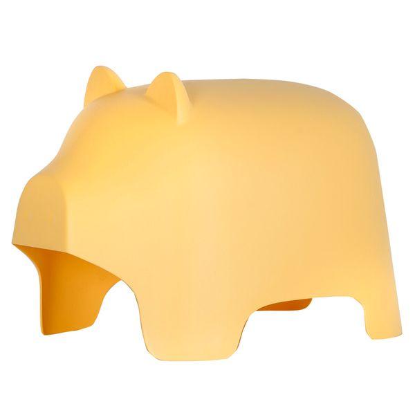 Puff-Ni¤os-Piggy-Plastico-Amaril