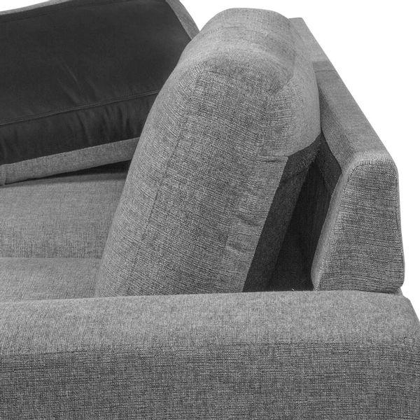 Sofa-2-Puestos-Verona-Tela-Charleston-Gris------------------