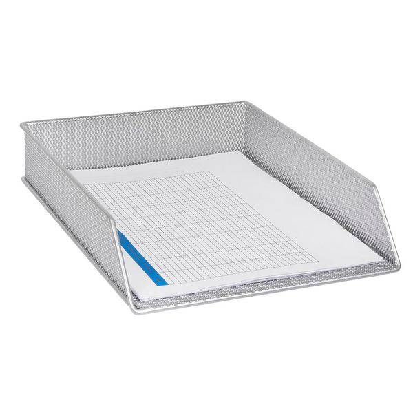 Organizador-Papel-Apilable-Office-30-24-6Cm-Met-Malla-Acero-