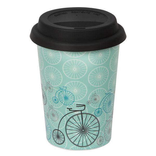 Mug-C-Tapa-Vintage-300Ml-Ceramica-Azul----------------------
