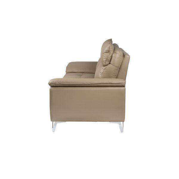 Sofa-2-Puestos-Marruecos-Cuero-Pvc-Taupe--------------------
