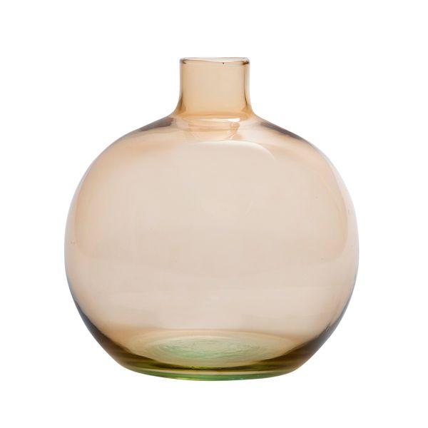 Botella-Okaido-18-18-20.5Cm-Vidrio-Rosa---------------------