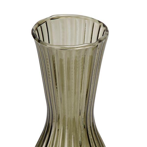 Botella-Grabada-Pudong-13-13-30.5Cm-Vidrio-Gris-Claro-------