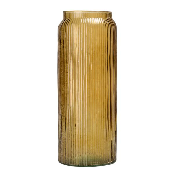 Botella-Grabada-Phoenix-14.5-14.5-38.5Cm-Vidrio-Amarillo-Nat