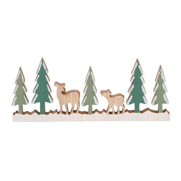 Navidad-C18-Aplique-Decorativo-Forest-29-12Cm-Madera--------