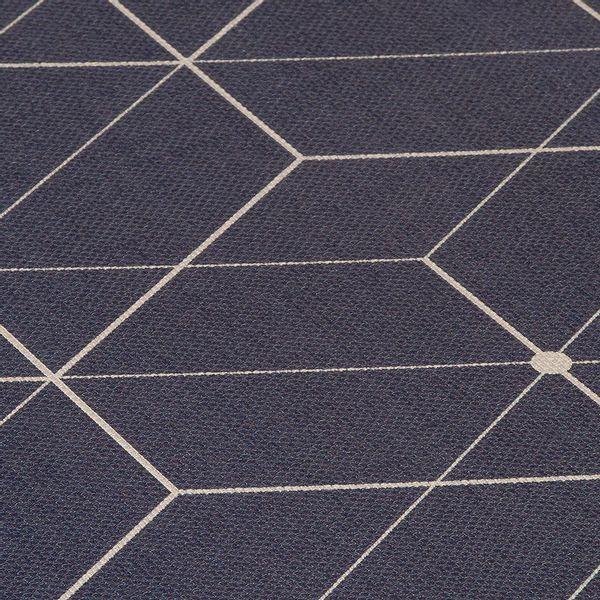 Individual-Geometrico-44-28-1Cm-Pvc-Tela-Azul-Dorado--------