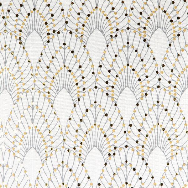 Funda-Cojin-C2-18-Art-Deco-45-45Cm-Algodon-Gris-Blanco------