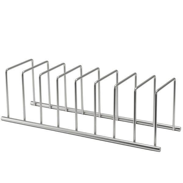 Organizador-Platos-Euro-34-11-11Cm-Metal-Plateado-----------