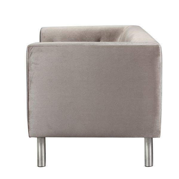Sofa-2-Puestos-Victoria-Terciopelo-Taupe--------------------