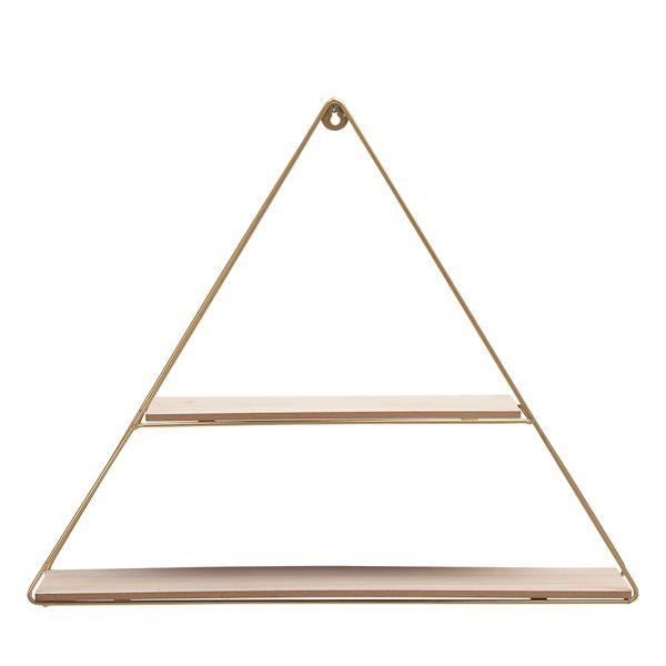 Repisa-Triangulo-50-10-40Cm-Madera-Dorado-------------------