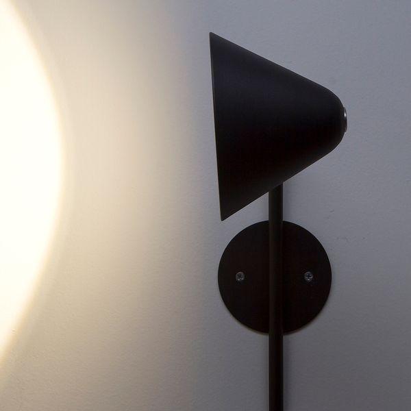 Lampara-De-Pared-Tube-Cone-28-29-30Cm-Metal-Negro-----------