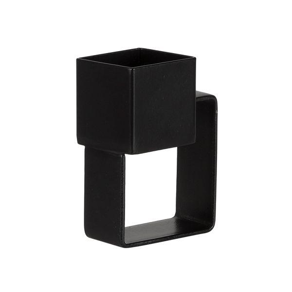 P-Vela-Minimal-4-6-8.5Cm-Metal-Negro------------------------