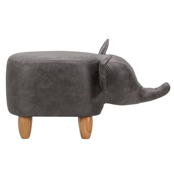Puff-Zoo-Elefante-39-37-90-Gris-----------------------------