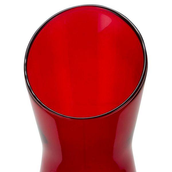 Florero-C19-Monterrey-13-13-34Cm-Vidrio-Rojo----------------