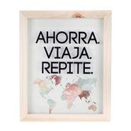 Cuadro-Caja-Viaja-22-27Cm-Madera-Vidrio-Nat-----------------