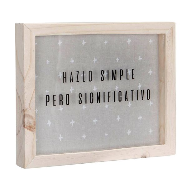 Cuadro-Caja-Hazlo-27-22Cm-Madera-Vidrio-Nat-----------------