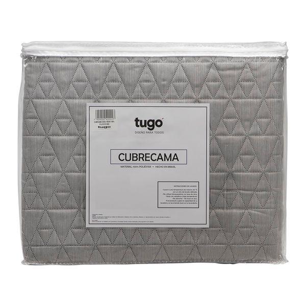 Cubrecama-Queen-Vision-100--Poliester-Gris------------------