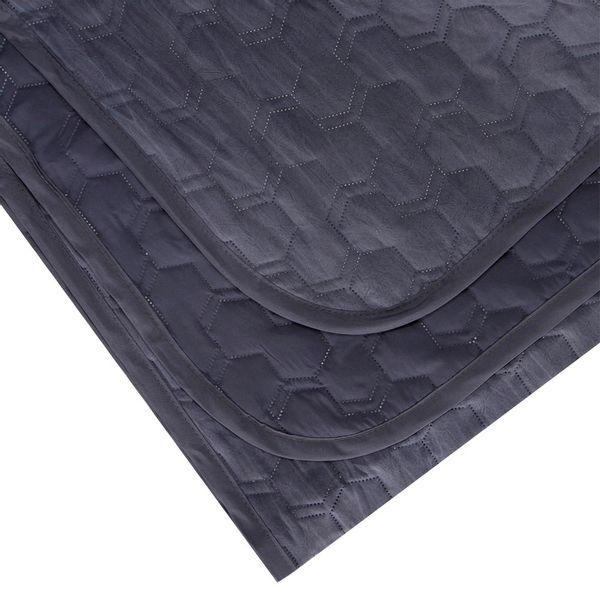 Cubrecama-Doble-Stone-Wash-100--Poliester-Azul--------------