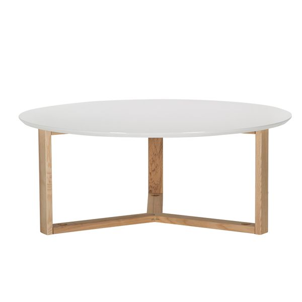 Mesa-De-Centro-Artica-110-50-52Cm-Roble-Nat-Highgloss-Blanco