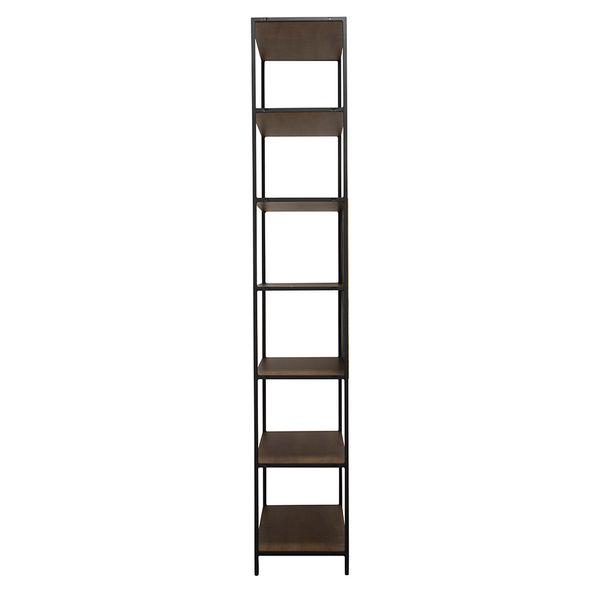 Biblioteca-Quadra-Ancha-90-36.5-211.5-Lam-Nogal-Rustico-----