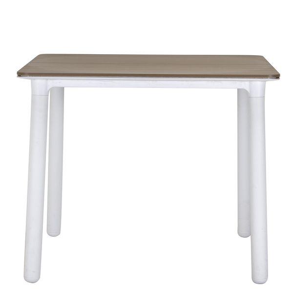 Mesa-Auxiliar-Terrazas-Noa-90-90-74-Plastico-Blanco-Taupe---