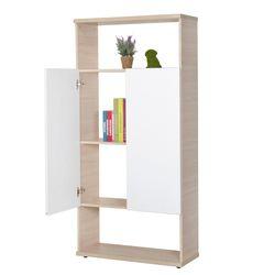 Biblioteca-Luminos-75-30.1-157-Arena-Blanco-Brillante-------