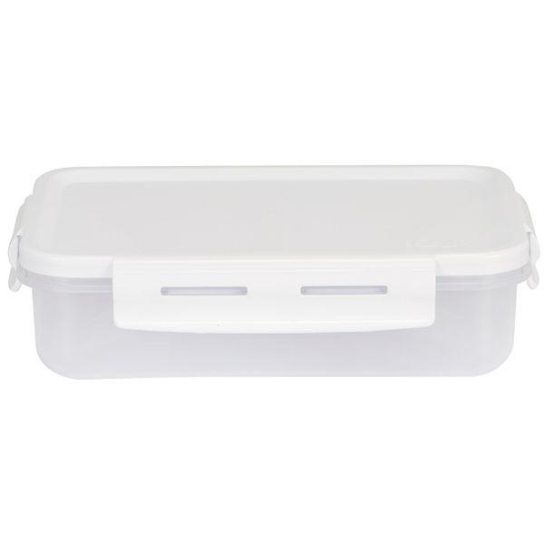 Contenedor-Rectangular-Bajo-Click-20.5-15-5Cm-Plastico-Blanc