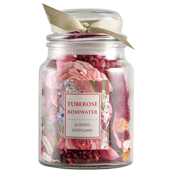 Frasco-Potpourri-Tube-Rose-Rose-Water-10-17.5Cm-Vidrio------