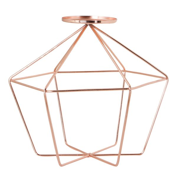 P-Vela-C18-Hexagonal-Wire-25-25-23Cm-Metal-Cobre------------