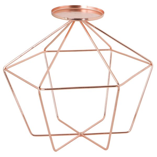 P-Vela-C18-Hexagonal-Wire-25-25-23Cm-Metal-Cobre------------