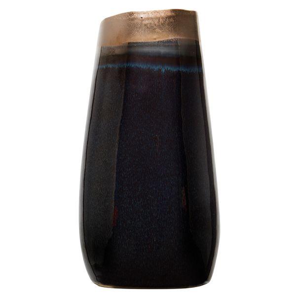 Florero-C19-Cobalto-13-13-24Cm-Porcelana-Azul-Cobre---------