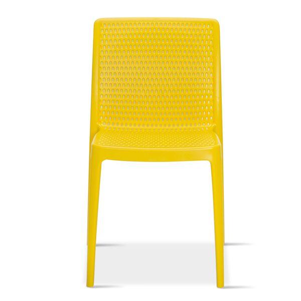 Silla-Plastico-Isabelle-Amarilla-116C-----------------------
