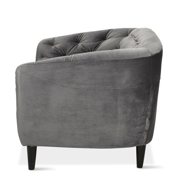Sofa-2-Puestos-Ria-Tela-Vic-Gris-Oscuro---------------------